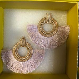 Francesca's Tassel Earrings